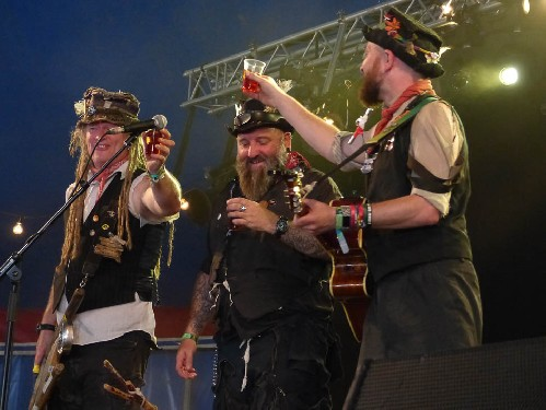 Hobo Jones & The Junkyard Dogs @ Glastonbury Festival 2019