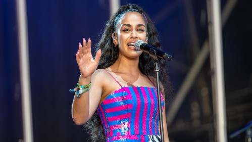 Jorja Smith @ Glastonbury Festival 2019