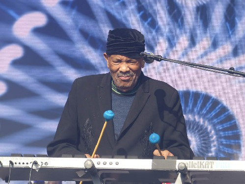 Roy Ayers @ Glastonbury Festival 2019