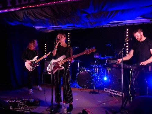 Swimming Girls @ Glastonbury Festival Emerging Talent Competition 2019