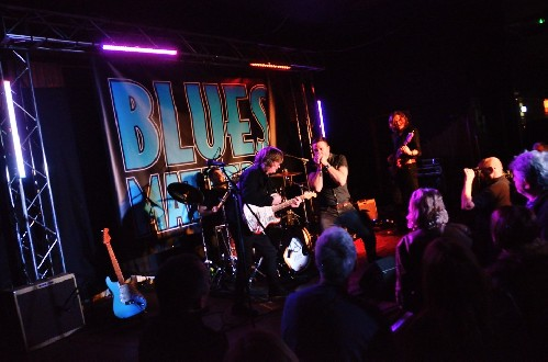 Gerry Jablonski & The Electric Band @ Great British Rock & Blues Festival 2019