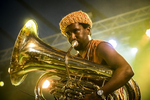 Sons of Kemet @ Latitude 2019