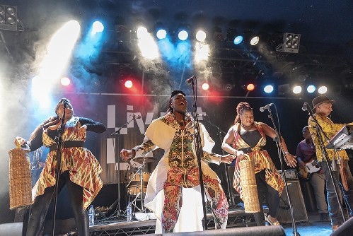 Ibibio Sound Machine @ Live At Leeds 2019