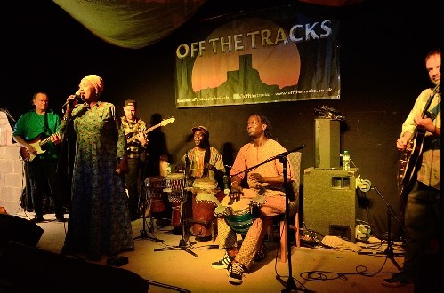 Afromanding @ Off The Tracks Summer Festival 2019