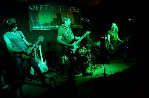 Bleeding Hearts @ Off The Tracks Summer Festival 2019