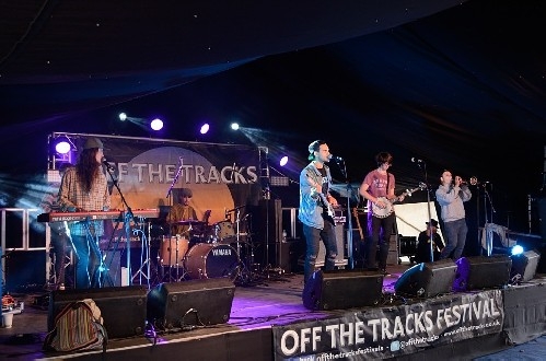 Gentlemen Of Few @ Off The Tracks Summer Festival 2019