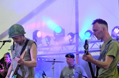 Palooka 5 @ The Cursus Cider & Music Festival 2019