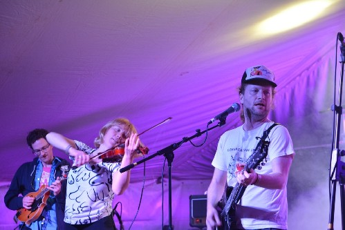 The Dreadnoughts @ The Cursus Cider & Music Festival 2019