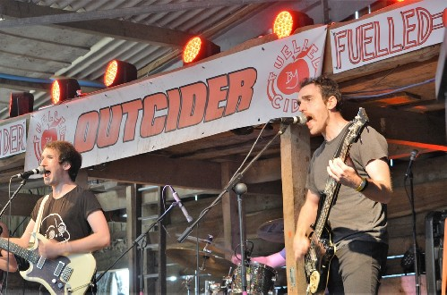 The Wood Burning Savages @ Outcider Festival 2019