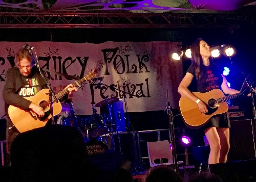 Thea Gilmore @ Purbeck Valley Folk Festival 2019