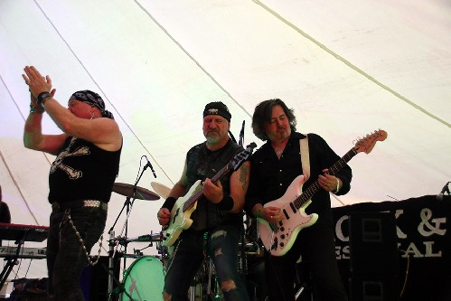 Rainbow Rising @ The Rock and Bike Fest 2019