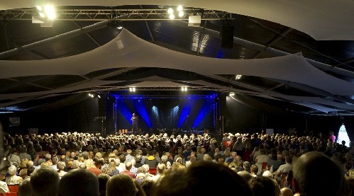 Ham Marquee - Sidmouth 2019