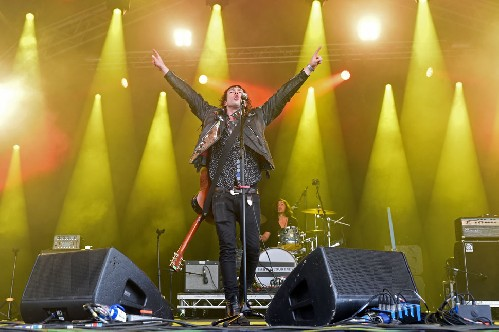 Barns Courtney @ Splendour 2019