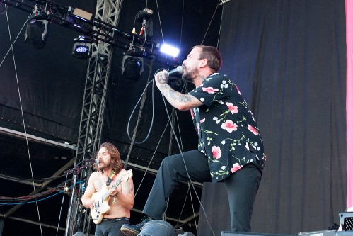 IDLES @ Downs Festival 2019
