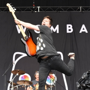 The Wombats added to Neighbourhood Weekender 2020