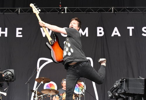 The Wombats @ TRNSMT Festival 2019