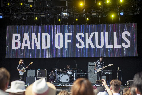 Band Of Skulls @ Victorious Festival 2019