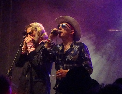 Alabama 3 @ Wickham Festival 2019