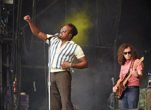 Durand Jones & The Indications @ Wilderness 2019