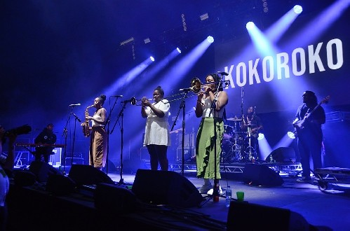 Kokoroko @ WOMAD 2019