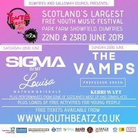 Youth Beatz 2019 poster