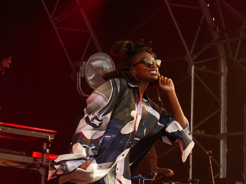 Little Simz @ End Of The Road Festival 2021