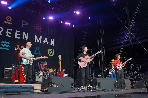 This is the Kit @ The Green Man Festival 2021