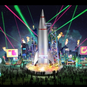 the future themed Bestival line-up launches new The Spaceport stage